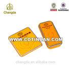 200g coco de nata necking printing small tin can item No.CD - 127