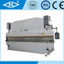 WE67Y 400T/6000 cnc hydraulic sheet metal steel rule die bending machine