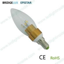 Samsung 5630 led candle light 3w E12 E14 E17 B15