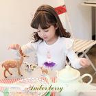 Wholesaleamber berry 4226 quality children's clothing 2014 spring models Korean explosion models cotton princess dress for girls