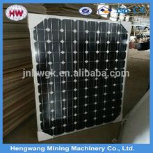 280watts solar panel price/semi flexible solar panel/low price mini solar panel