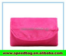 fashion velvet High-grade clamshell cosmetic bagbags handbags fashion