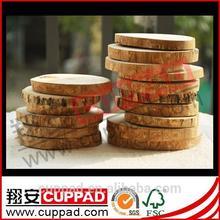 Brand new vietnam export handicraft product wooden coaster for drink