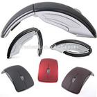 hot selling foldable type mouse folding mouse