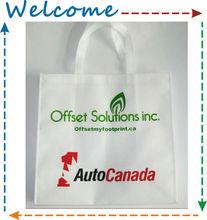 Auto show gift bag