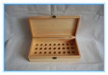 collection use wood material box wooden essential box