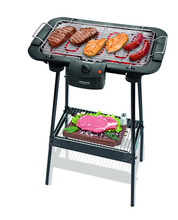 two heights fold legs various heat operation indoor or outdoors barbecue bbq electric griddle