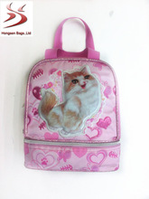 school girls kids lunch bag