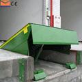8t material de aço recipiente rampa de carga