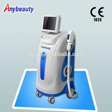 vertical SHR hair removal machine / SHR IPL device / men hair removal machine