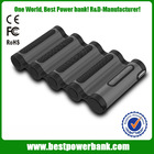 HC-B8 Fashion design power supply solar power bank emergency chargers
