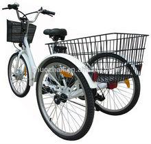 TC24 bike Electric Tricycle/ 3 wheels Electric Bik /E Trike