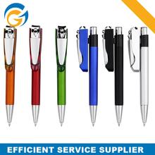 New Design Nail Cutter Stainless Steel Ball Pen