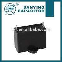 Black excellent CBB61 sh capacitor film capacitor CBB61 86uF