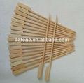 teppo espeto de bambu