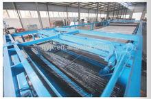 peak anchor net production line