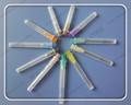 Estéril agulha, aço inoxidável agulha da seringa