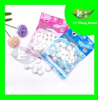 Best New Design 99%Pure White Refined Naphthalene Balls for Closet
