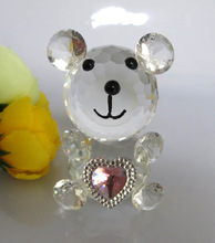 new desigh cheap Crystal animal Figurines