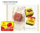 halal tomato cube/powder,cooking powder/cube