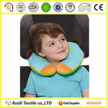 High Quality Children Travel Pillow Promotion,Cotton Neck Support Pillow,Cute Animal Shape Pillow For Children