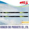 Cross country ski for adult--Hongen black-green storm design