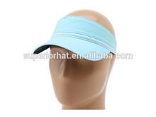 sun visor cap long visor cap wholesale