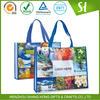 Cheap wholesale pp non woven shopping bag, shopping gift bag
