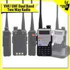cheapest 4W UHF 400-520/VHF 136-174Mhz Silver baofeng UV5RE UU MOBILE RADIO