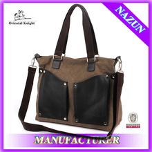 china supply handbags,unisex international best travel bags,customized canvas bag