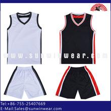 100% polyster basketball jersey sport sweatshirt for men hot sale