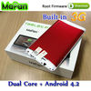 7 inch smartphone android 4.2 os very cheap phone / Cheapest dual sim 3g gsm android phone