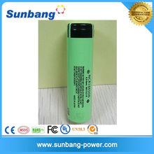 Shenzhen manuafcturer wholesales li-ion 18650b 3400mah batteries for panasonic batteries