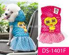 2014 New design charming dog red fancy dress