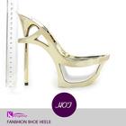 Latest design high heel shoe with thin heels