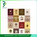 Modificado para requisitos particulares propia etiqueta café