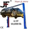 High-Tech australia best-selling two post car hoist