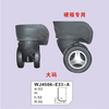 External Wheel Suitcase Caster Wheels Luggage 360 Degree Wheel For Reusable Shopping Bag