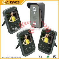 kivos digital peephole viewer with remote