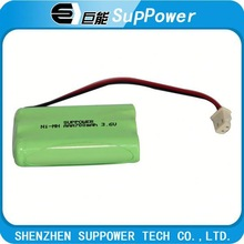 nimh 6.0v aa 1200mah rechargeable battery pack 2014 hottest rechargeable battery with wholesale price