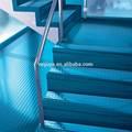 moeda de bloqueio de borracha da escada piso de borracha reciclada azulejo pisos