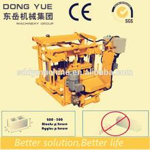 QT40-3A small standard concrete hollow block specification