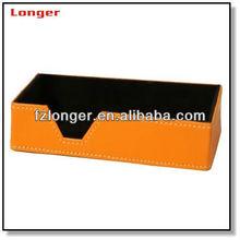 Faux leather desk drawer organizer tray LG8054