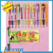 Most popular promotional Advertising Original Banner Pen wholesale