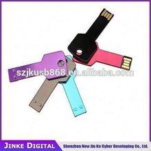 Real caapcity 1GB/2GB/4GB/8GB/16GB/32GB Key USB Flash Drive For promoting