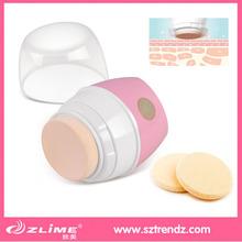 Vibration Foundation Applicator Powder Cosmetic Puff