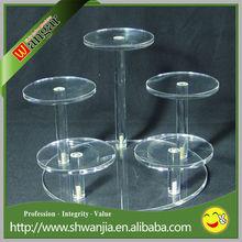 acrylic cake stand,clear acrylic wedding cake stand,acrylic cake display shelf