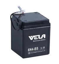 6N4-BS/6V4ah 6v SMF Dry charged Motorcycle battery, 6V4ah Lead acid battery