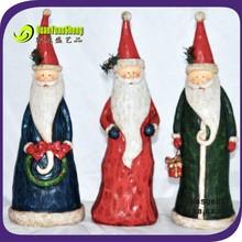 wholesale happy resin decoration santa