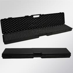 Waterproof Gun Case with Foam insert Gun Display Case Leather Gun Case